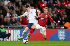 Trực tiếp Anh vs CH Séc: Tìm vui ở Wembley
