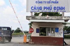 Công an TP.HCM điều tra sai phạm tại Công ty CP Cảng Phú Định