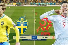 Nhận định Thụy Điển vs Ba Lan: Trông cả vào Lewandowski