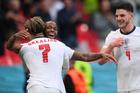 Video bàn thắng Anh 1-0 CH Séc