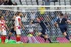 Croatia 1-1 Scotland: Tấn công ghi thêm bàn thắng (H2)