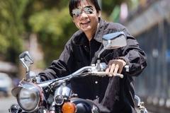 Thú chơi motor phân khối lớn của Võ Hoài Nam 'Hương vị tình thân'