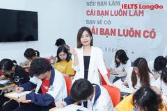 Giảng viên IELTS 8.0 chia sẻ phương pháp luyện thi đặc biệt ở LangGo