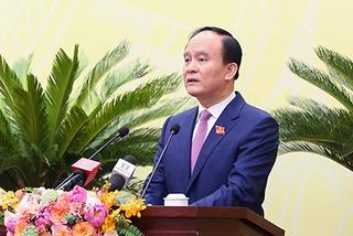 Ông Nguyễn Ngọc Tuấn tái cử Chủ tịch HĐND TP Hà Nội