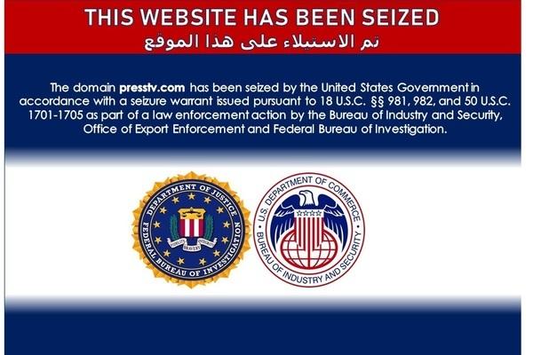Mỹ chiếm quyền kiểm soát hàng loạt trang web của Iran