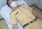 5 cán bộ Công an Hà Tĩnh hiến máu cứu sản phụ qua cơn nguy kịch