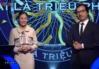 Nữ diễn viên xin lỗi Đen Vâu khi thi 'Ai là triệu phú'