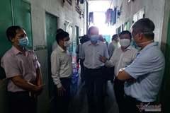 Thứ trưởng Bộ Y tế vào 'điểm nóng' Bình Dương kiểm tra phòng chống dịch