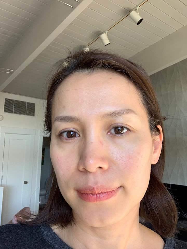 Hoa hậu Ngọc Khánh đằm thắm tuổi 45