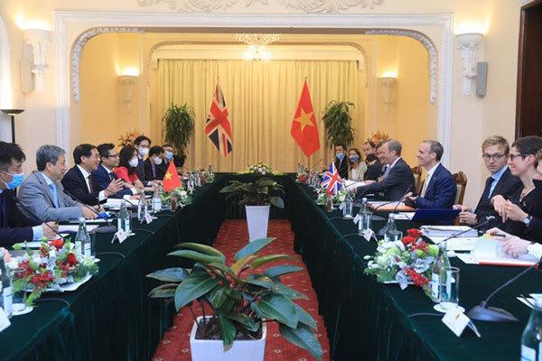 UK,Vietnam-UK relations