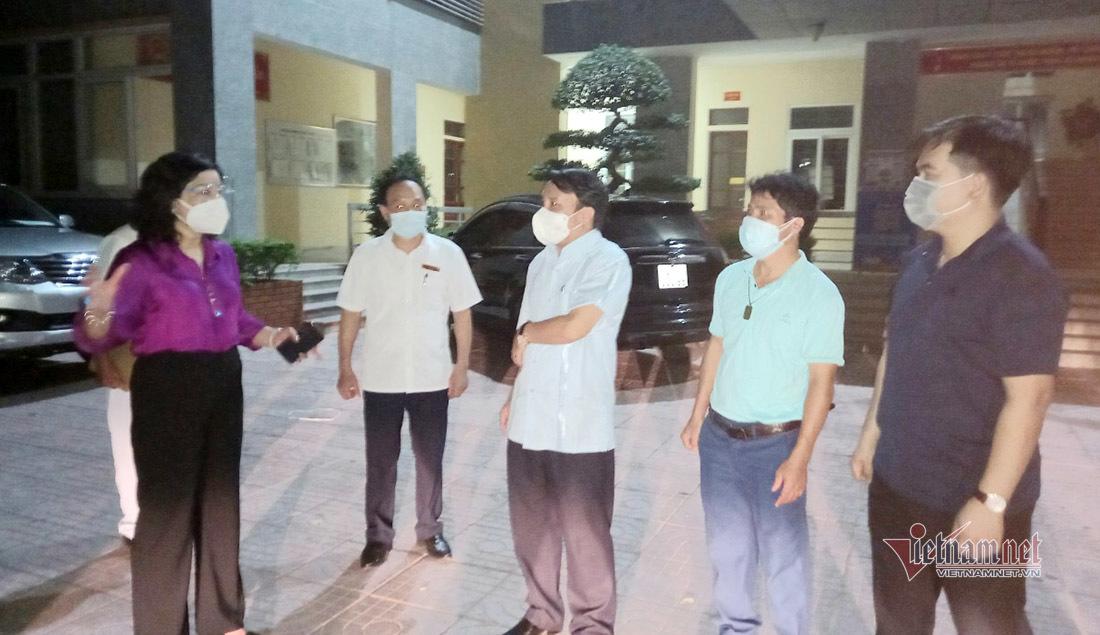 Nghệ An thành lập tổ công nghệ cao truy vết ca bệnh nhiễm Covid-19