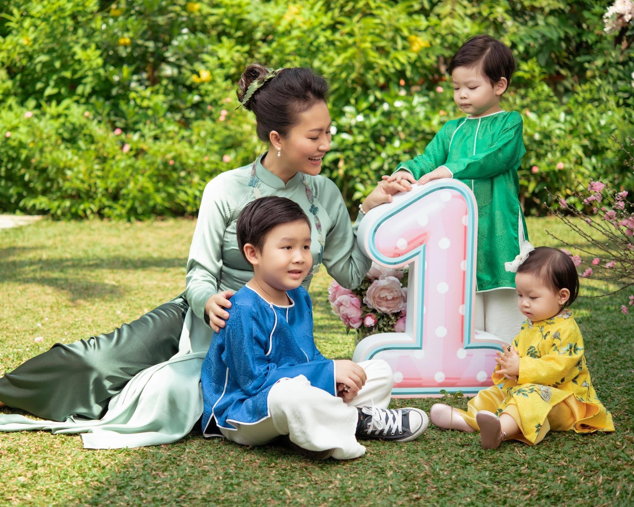 Đỗ Hải Yến 'Chuyện của Pao' hạnh phúc bên chồng đại gia và 3 con