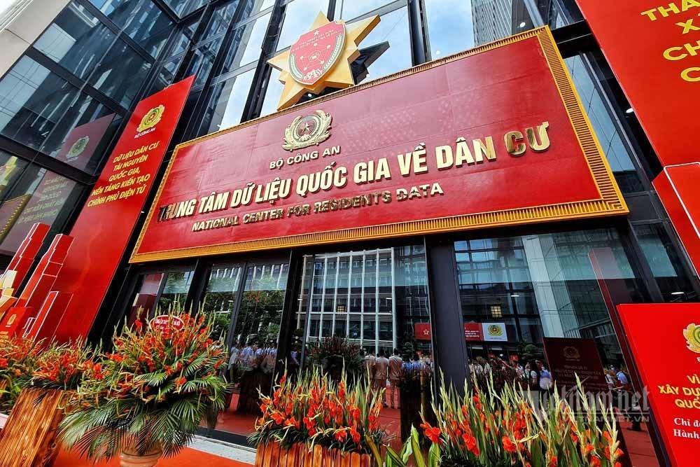Bộ Công an nói về độ bảo mật của cơ sở dữ liệu quốc gia về dân cư