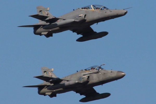 Malaysia gấp rút mua hàng loạt chiến đấu cơ mới
