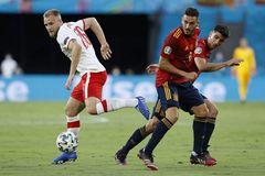 Trực tiếp Tây Ban Nha vs Slovakia: Morata lĩnh xướng hàng công