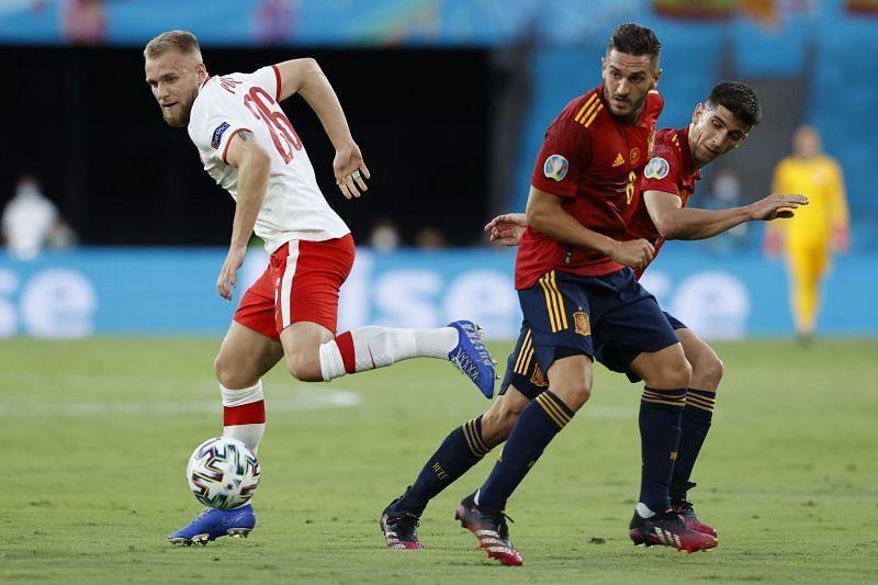 Trực tiếp Tây Ban Nha vs Slovakia: Mệnh lệnh phải thắng