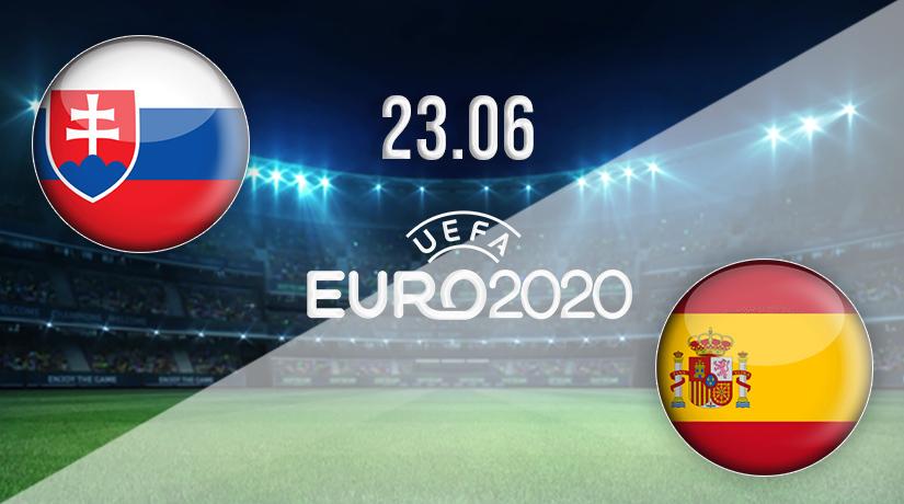 Link xem trực tiếp Tây Ban Nha vs Slovakia, 23h ngày 23/6