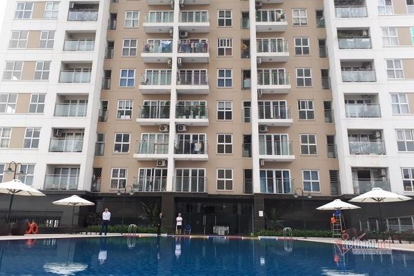 Cho thuê căn hộ chưa phải tính tiền, nộp thuế trong năm 2021