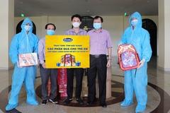 Vinamilk khởi động chiến dịch 'Việt Nam khỏe mạnh', góp vắc xin Covid-19 cho trẻ em