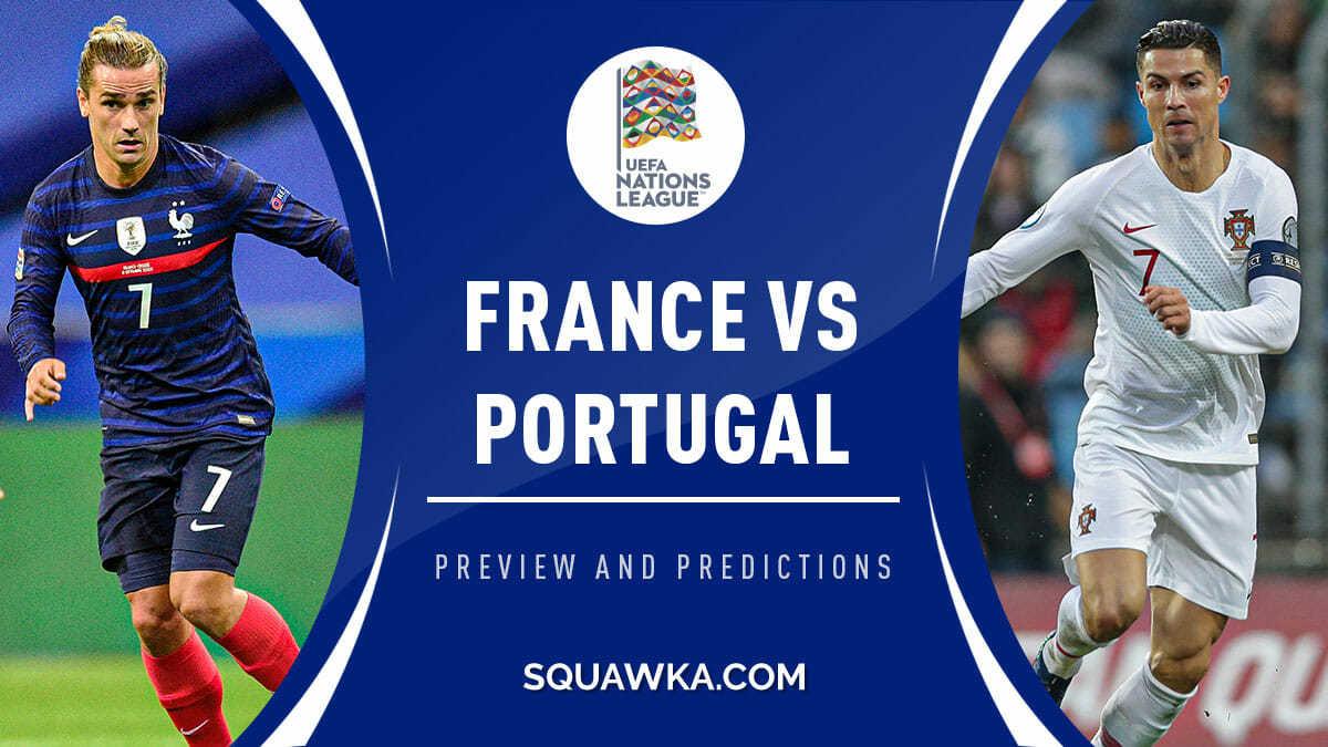 Xem trực tiếp Bồ Đào Nha và Pháp ở đâu?