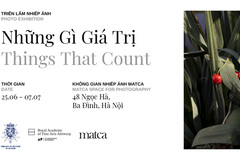 Triển lãm ảnh giá trị sống giữa thời Covid Việt Nam - Châu Âu