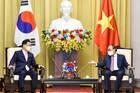 Chủ tịch nước mong muốn Hàn Quốc chia sẻ kinh nghiệm chế tạo vắc xin