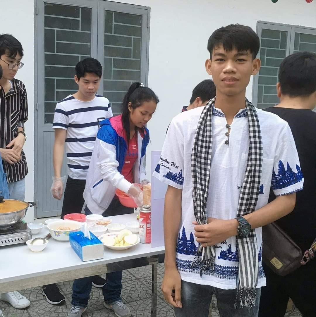 Du học sinh đầu tiên giành học bổng của ĐH Bách khoa Hà Nội
