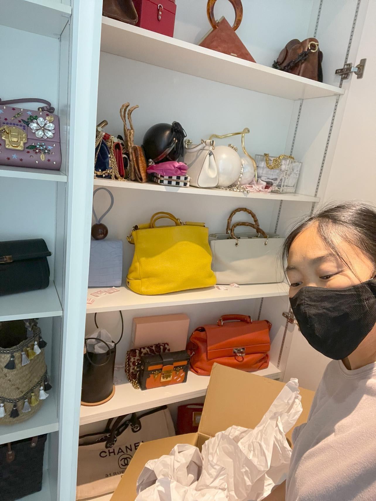 Căn hộ của vợ chồng Đoan Trang ở Singapore