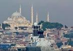 Nga thả bom, bắn cảnh cáo tàu chiến Anh