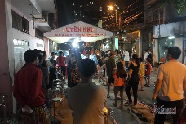 Chiến dịch tầm soát rộng, quận Bình Tân lấy hơn 470.000 mẫu xét nghiệm nCoV