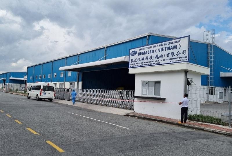 Thanh niên trốn cách ly từ Kiên Giang, 300 công nhân Bình Dương bị cách ly 'vạ lây'
