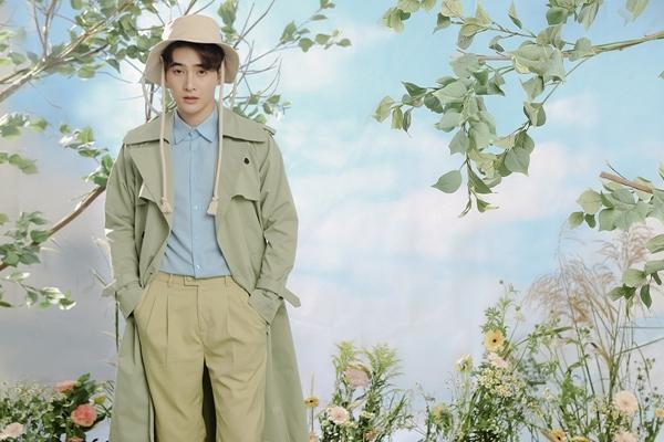 Thời trang nam ngọt ngào, đậm chất thơ của Nguyễn Minh Công