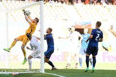 Tây Ban Nha 1-0 Slovakia: Dubravka phản lưới khó tin (H1)