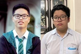2 nam sinh giành thủ khoa lớp 10 Toán chuyên Khoa học Tự nhiên