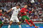 Bồ Đào Nha 0-0 Pháp: Nhập cuộc thận trọng (H1)