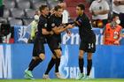 Video bàn thắng Đức 2-2 Hungary
