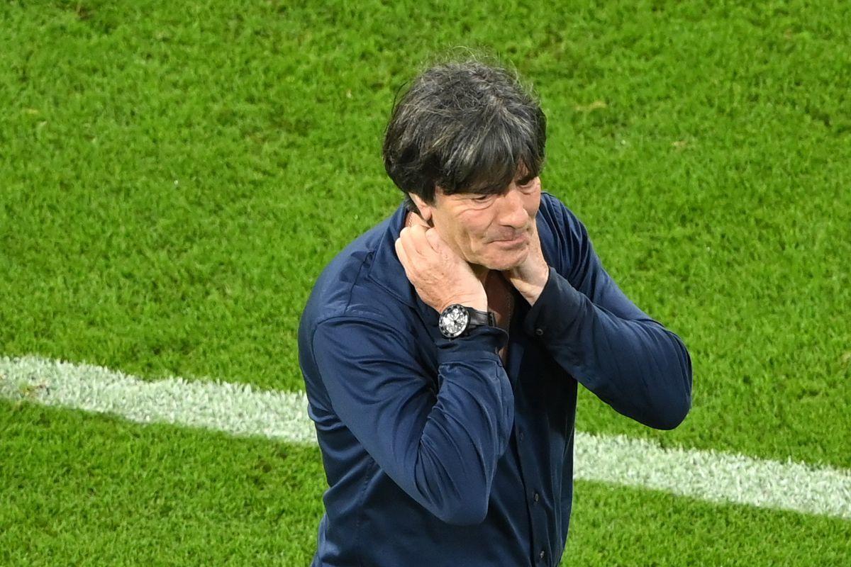 Joachim Low vui vì Đức gặp Anh ở vòng 16 đội EURO 2020