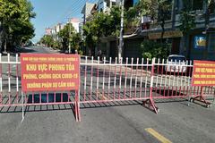 Phú Yên phong tỏa 3 địa điểm liên quan ca dương tính với SARS-CoV-2
