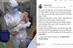 Rưng rưng nữ bác sĩ tặng sữa mẹ cho bệnh nhi mắc Covid-19