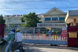 Sở Y tế Bình Thuận lên tiếng vụ 500 người bỏ trốn khỏi Bệnh viện Đa khoa tỉnh