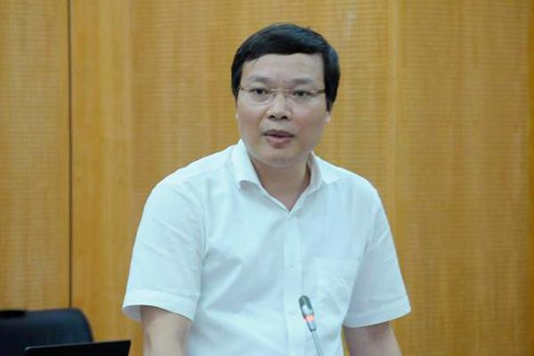 Ông Trương Hải Long làm Thứ trưởng Bộ Nội vụ