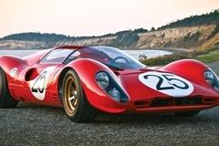 Những chiếc xe Ý đẹp nhất mọi thời đại
