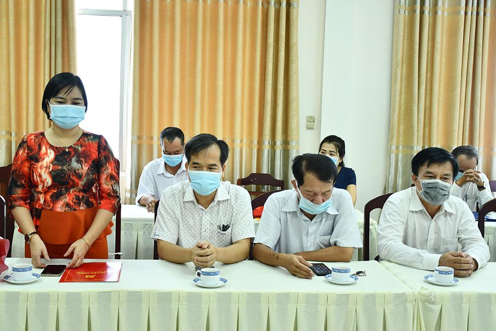Sau khi xin nghỉ, Giám đốc Sở GD-ĐT Cần Thơ làm Phó Ban Tuyên giáo Thành ủy