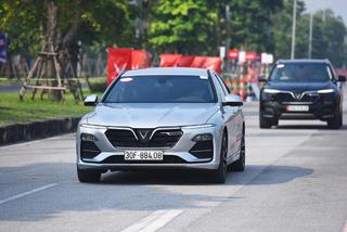 Ưu đãi 'khủng' tháng 6 dành riêng khách mua ô tô VinFast