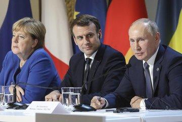 Pháp, Đức đề xuất mở hội nghị thượng đỉnh giữa EU với ông Putin