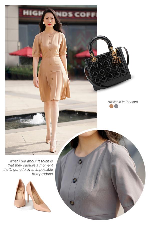 Tạo dấu ấn riêng với thời trang Co Mayca