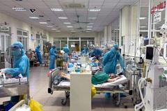 44 bệnh nhân Covid-19 nguy kịch, có 9 ca tiên lượng tử vong