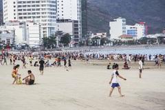 Bình Định cấm tắm biển, dừng vận tải hành khách đến các địa phương có dịch