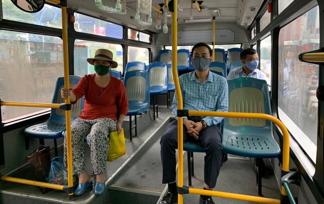 Đề xuất giảm lãi suất, giãn nợ với đơn vị vận tải công cộng ở Hà Nội