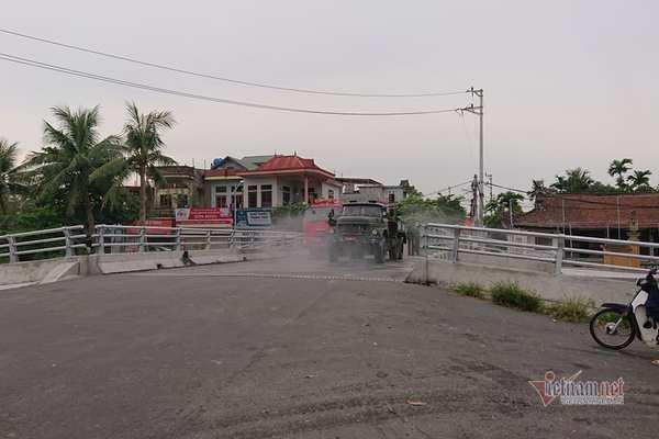 Hải Phòng giãn cách huyện Vĩnh Bảo, cách ly 1 xã liên quan 'ổ dịch' xe khách